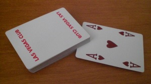 Aristocrat : Look. The Ace of Hearts is being eaten.