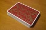 Offason Anglo Deck -'rug' (red)