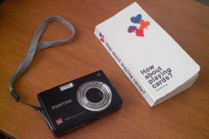 Pentax Optio : Time for an Upgrade