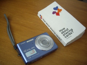Casio Exilim : No longer blogging anymore.