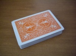 Bicycle Orange Deck