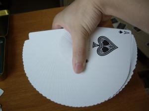 Norman Rockwell : Blank Fan