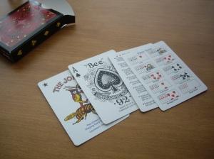 RJRTC : Joker, AoS, and....poker rules...again...