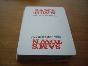 Sam's Town : Back