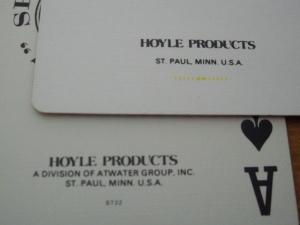 Hoyle PGC : Aces of Spades