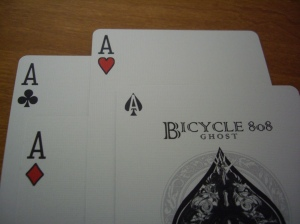 Ghost : 4 Aces Index.