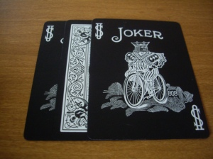 Tiger : Jokers. Inverted.