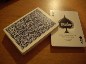 Streamline : Ace of Spades