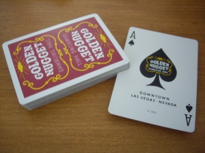 Golden Nugget : Ace of Spades