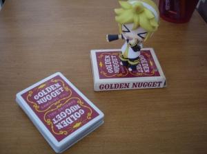 Golden Nugget : > < again