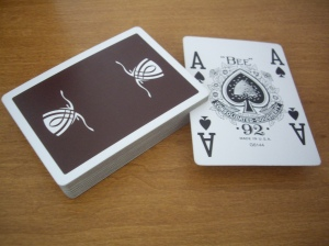 Brown Wynn : Bee Ace of Spades