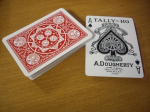 Tally Fan : Ace of Spades. Is. Bold.