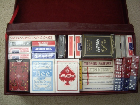 The Stash : Reorganization work of a summer.