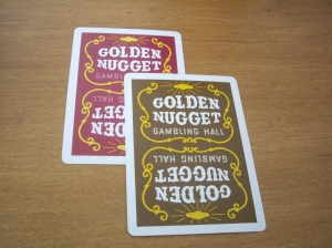 Nugget : Golden Nugget Back Brown
