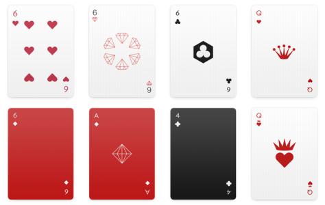 Alternate Card Designs
