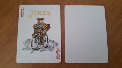 Joker and Blank