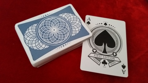 Encarded Playing Cards