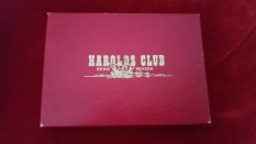 Front: HAROLDS CLUB RENO NEVADA