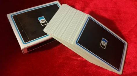 HP Playing Cards