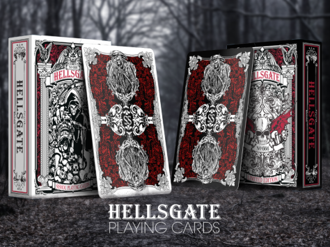HellsGate Playing Cards