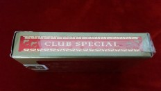 Left: CLUB SPECIAL