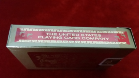 Right: THE UNITED STATES PLAYING CARD COMPANY