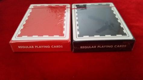 Regular Playing Cards